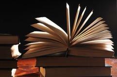 Un libro abierto Foto de archivo libre de regalías