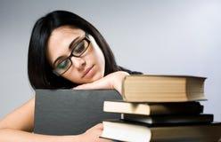 Un libro para la almohadilla. Imagenes de archivo