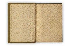 Papel de extremo de libro foto de archivo libre de regalías