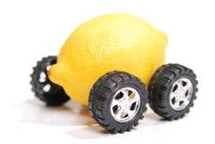 Un limón Foto de archivo libre de regalías