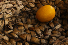 Un limone Fotografia Stock