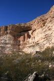 Un logement de caverne en Arizona Images libres de droits