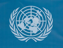 UN logo Obraz Stock