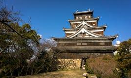 Un lugar hermoso en Miyajima, Japón Fotografía de archivo libre de regalías