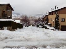 Un lugar maravillosamente congelado Fotografía de archivo libre de regalías