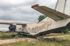 Un más viejo vuelo de los aviones Fotografía de archivo libre de regalías