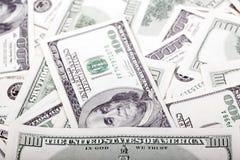 Macro di Franklin America Fotografie Stock Libere da Diritti