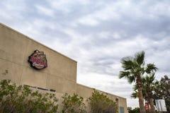 Un magasin à la ville de Lake Havasu photographie stock libre de droits