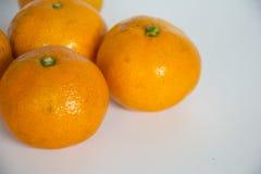 Un mandarino Immagini Stock Libere da Diritti