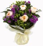Un manojo de flores fotos de archivo libres de regalías