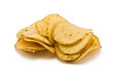 Un manojo de patatas fritas. Fotos de archivo libres de regalías