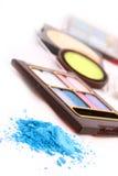 Un maquillaje colorido Fotos de archivo libres de regalías