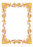 Un marco antiguo Imagenes de archivo