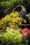 Un mare dei fiori Fotografia Stock