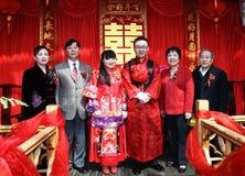 Mariage chinois Photos libres de droits