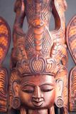 Un masque de Sri Lanka Images libres de droits