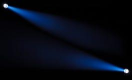 Un matériel est illumination Image libre de droits