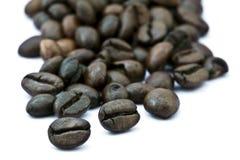 Mazzo dei chicchi di caffè Immagini Stock Libere da Diritti