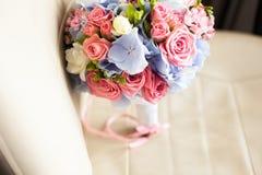 Un mazzo dei fiori Immagini Stock
