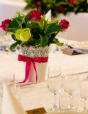 Un mazzo di bei fiori Fotografia Stock Libera da Diritti