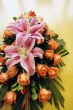 Un mazzo di fiori immagine stock