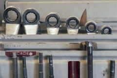 Un mazzo di strumenti Fotografia Stock