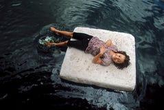 Un mediodía en el verano Fotos de archivo