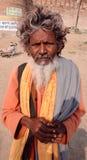 Un mendigo Fotos de archivo