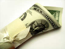 Un millón notas del dólar Fotografía de archivo libre de regalías