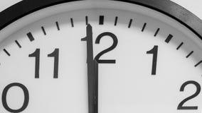Un minuto a la medianoche Fotografía de archivo libre de regalías
