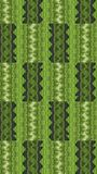 Un modèle de tricotage illustration libre de droits