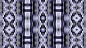 Un modèle des courbures et des formes géométriques Noir, violet, gris, blanc, image de couleur Photo stock