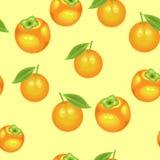 Un mod?le de fantaisie Beau fruit m?r Appropri? comme papier peint dans la cuisine, comme fond pour des produits d'emballage Cr?e illustration stock