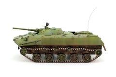 Un modello di scala del BMD russo Fotografia Stock Libera da Diritti