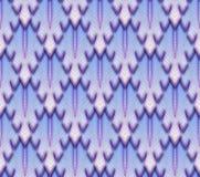 Un modello fatto degli elementi simili alle piume o alle squame dell'uccello Fotografia Stock