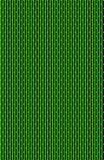 Un modello verde splendido dei verdi ricchi e delle linee verticali illustrazione vettoriale