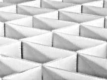 Un modelo abstracto de cajas Imagen de archivo libre de regalías