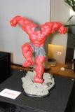 Un modelo del armatoste del carácter de las películas y de los tebeos 3 imagen de archivo
