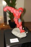 Un modelo del armatoste del carácter de las películas y de los tebeos 4 foto de archivo libre de regalías