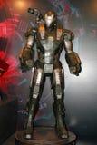 Un modelo del hombre del hierro del carácter de las películas y de los tebeos 3 imagen de archivo libre de regalías