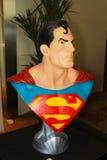 Un modelo del superhombre del carácter de las películas y de los tebeos 2 fotos de archivo libres de regalías