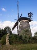 Un molino de viento en Benz Imagenes de archivo