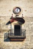 Un moment en Espagne, vieux type photos stock