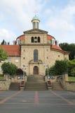 Un monastero Immagini Stock Libere da Diritti