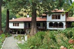 Un monastero medievale di sette altari della madre più santa di Dio, Bulgaria Immagini Stock