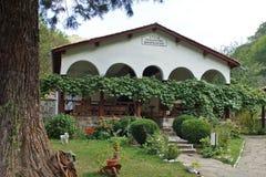 Un monastero medievale di sette altari della madre più santa di Dio, Bulgaria Immagine Stock Libera da Diritti