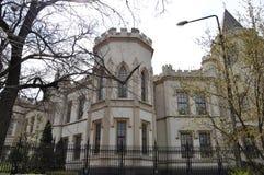 Un monument architectural remarquable du 19ème siècle L'Europe de l'Est Photographie stock libre de droits