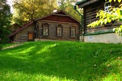 Un monumento de la antigüedad rusa imagenes de archivo