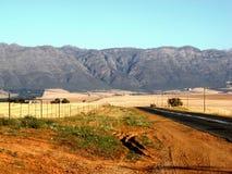 Un Mountain View immagine stock libera da diritti