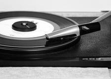 Un más viejo tocadiscos Imágenes de archivo libres de regalías